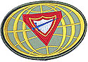 IAD WORLD SLEEVE PATCH