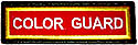 PF Sleeve Custom Title Strip  -COLOR GUARD