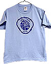 Adv-4 class/1 color  Royal Blue LOGO on (8) T-Shirt colors- Kids and Adults  - $7 & UP  on Many shirt colors