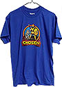CHOSEN 2019 ADULT T-SHIRT FULL FRONT LOGO