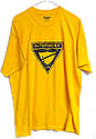 BLACK PF-1  TRIANGLE WITH 11 SHIRT COLOR OPTIONS