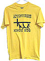 Adventurers King's Kids T-Shirt  on many shirt colors