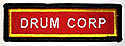 PF Sleeve Custom Title Strip  - DRUM CORP