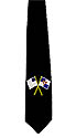 CHRISTIAN / PF FLAG  BLACK TIE