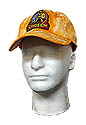 Orange Tye Dye cap Chosen 19