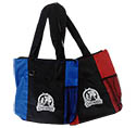 HEAVY DUTY CHOSEN 19 POCKET TOTEBAG - 2 color choices