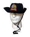 CHOSEN 19 SAFARI HAT - BLACK