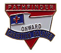 ONWARD CHRISTIAN SOLDIER PF PIN-1/1/2""
