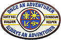 Adventurer O.A.A.A Specialty Patch