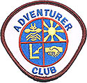 OLD Adv 4 Class Club Shirt Uniform Patch