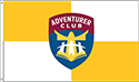 NEW ADV CLUB FLAG - 3' x 5' -OUTDOOR- GROMMETS