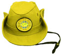 Master Guide 6 Star World Safari Hat - Olive Green