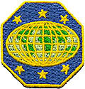 "2"" - MASTER GUIDE 6 STAR - BERET PATCH"