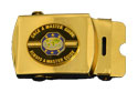 Master Guide O.M.A.M Belt & Buckle - GOLD