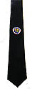 "2"" - ADVENTURER -4 CLUB - MENS NAVY BLUE TIE"