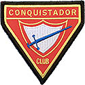 NAD Conquistador Club Patch