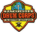 Pathfinder Drum Corps Specialty Patch