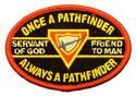 Red O.P.A.P Specialty Patch