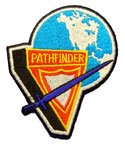 "1"", 2"", OR 3"" Pathfinder NAD Specialty Patch"