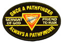 Black O.P.A.P Specialty Patch small & large size option
