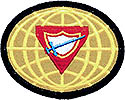Pathfinder World Club Uniform Patch