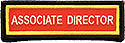 PF Sleeve Stock Title Strip - Associate Director