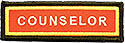 PF Sleeve Stock Title Strip - Counselor
