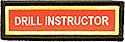 PF Sleeve Semi-Custom Title Strip - Drill Instructor