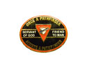 """Once A Pathfinder-Always a Pathfinder -1 1/4"""" Pin"""