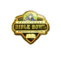 Bible Bowl Specialty Pin