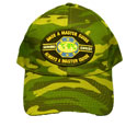 Cap green camo - Once A MG Always a MG - black edge