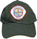 Cap Navy -Choose Logo- Adv 4 or 6 class Or New Adv Family Jesus Logo