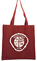 CHOOSE OLD OR NEW ADV LOGO - Kids Adventurer Totebag - Maroon