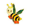 1st Grade BUMBLE BEE Pin