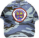 Cap Blue Camo - Adv Club