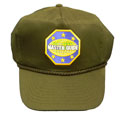 Cap black - Mg-6 world