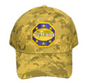 Cap desert camo - Mg-6 word