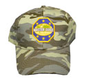 MESH BACK Cap - Blue Camo - MG-6W