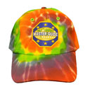 Cap orange tyedye - Mg-6 word