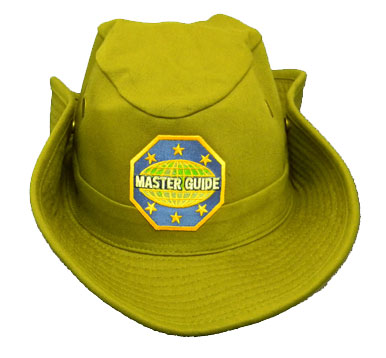 2e1fec2e5c6 Master Guide 6W Safari Hat - OLIVE GREEN - Pathfinder Shirts