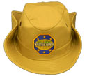 Master Guide 6 Star World Safari Hat - Khaki