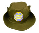 Master Guide 6W Safari Hat - BLACK