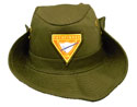 Safari Black Hat - PF Club Logo