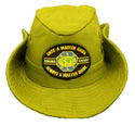Master Guide O.M.A.M Safari Hat - Olive Green
