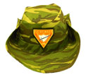 Safari Hat - PF Club - Camo