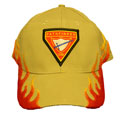 CAP - Khaki Flames  - PF CLUB