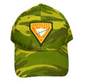 Baseball Cap - PF TRI CLUB - Dark Green Camo
