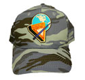 Baseball Cap - Urban Camo - NAD PF Club