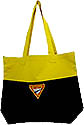 Large open top - yellow/black - PF embroidered triangle