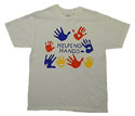 4th Grade - Helping Hands Club T-Shirt - Kids and Adults on many colors